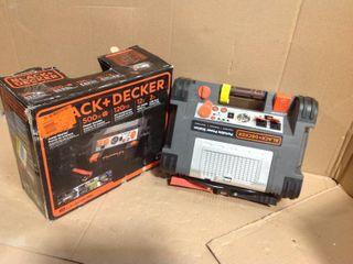 BLACK+DECKER 500-Watt Portable Power Station in good condition