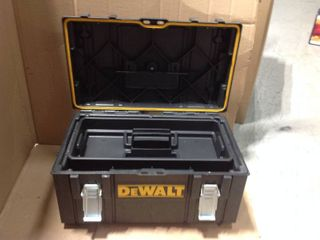 ToughSystem DS300 22 in. Large Tool Box in good condition