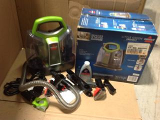Little Green® ProHeat® Portable Carpet Cleaner in good condition
