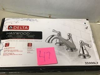 Haywood 8 in. Widespread 2-Handle Bathroom Faucet in Chrome