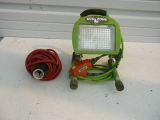 Work Lights/Cord Reel