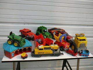 Lot of Kids Toys