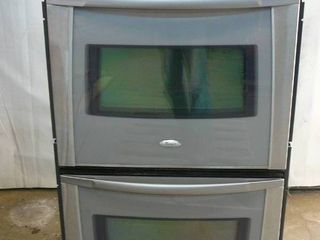 Whirlpool Gold Double Oven
