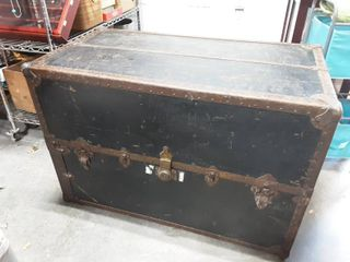 Theatrical Trunk By Samuel Nathans, Inc. New York 43x24x29