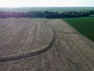 235 Acres, 2 Tracts - Saunders County, NE Pivot Irrigated