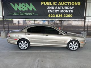 2004 Jaguar X-Type SDN