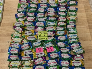 OVER 1200 LOTS OF NO RESERVE FUN ! CLOTHING , CANDY , GAMES & MORE !
