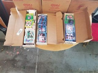 3 Boxes of Baseball Cards