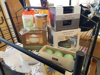Yankee Candle Warmers & Candles