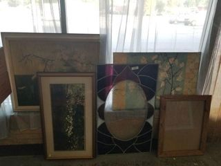 Stain Glass Window & Other Pictures