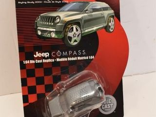 Racing Champions 1/64 Scale Jeep Compass