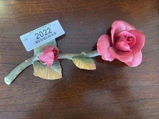 Porcelain E&R Italy Rose