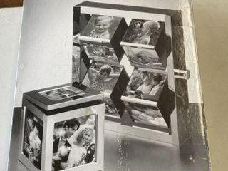 2 Pc Photo Cube Set in Box