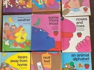 Richard Hechter Children's Books