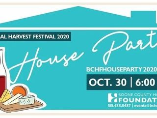Silent Auction-Harvest Festival House Party 2020