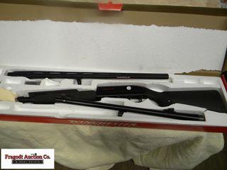 Winchester Super X 12 gauge 3? pump gun with Slug