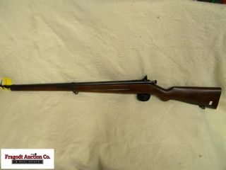 Savage Arms Model 19-33 with Peep Sights. All orig
