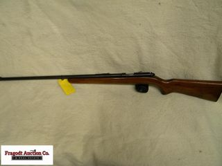Remington Model 514 .22 single shot. In good condi