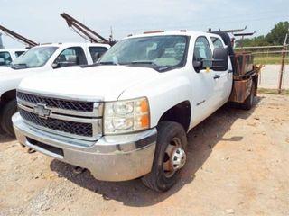 2012 Chevy 3500HD crew cab