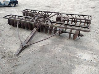 Pull Behing Disc Cultivator, 11 1/2...