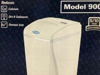 WATERBOSS 36,400-Grain Water Softener System! NOT USED SEE PICS!