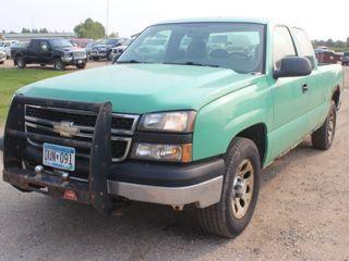 2006 Chevrolet Silverado 1500 4x4 - 1 Owner