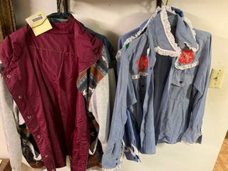 lot of 2 ladies Jackets and 2 ladies Shirts   Size 16