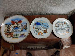 Collector State Plates   2 Colorado Plates   An Alaskan Plate