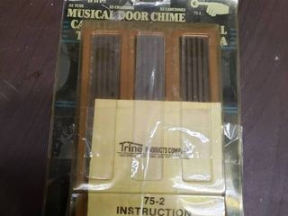 Musical Door Chime   Untested