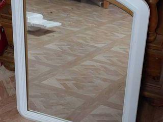 White Mirror   16  x 22  T