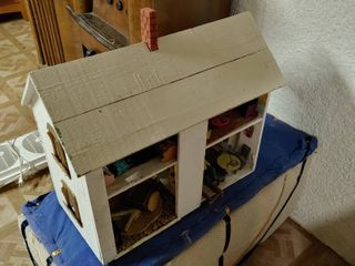 Doll Kitchen Cupboard  Doll House    Furniture