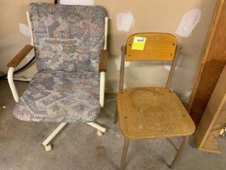 Kitchen Trolley Chair   A Wooden Desk Chair