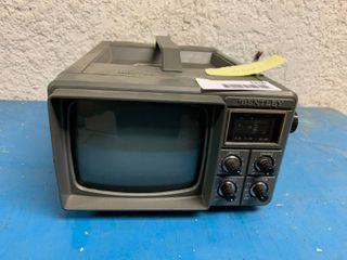 Vintage Portable Bentley Television   Works