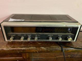 Vintage Sears AM FM Radio Alarm