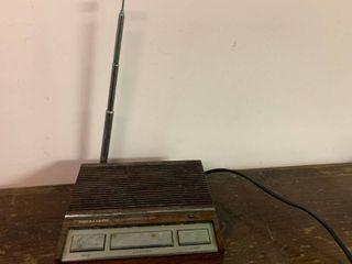 Vintage Realistic Weatheradio Alert   Untested