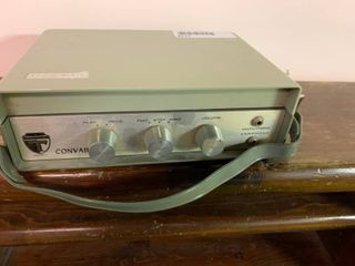 Convair Portable Tape Player   Untested
