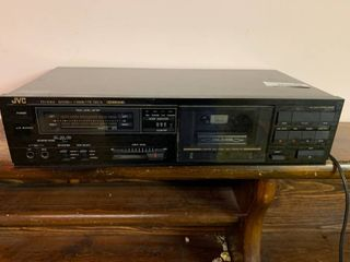 Vintage JVC TD X301 Dolby Stereo Cassette Deck   Untested