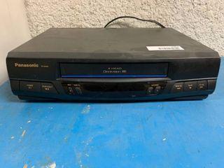 Vintage Panasonic VHS Recorder   Mo  PV 9400   Untested