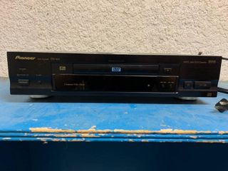 Vintage Pioneer DVD Player   Mo  DV 414   Untested
