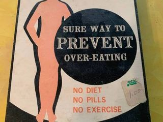 Sure Way to Prevent Overeating Gag Box