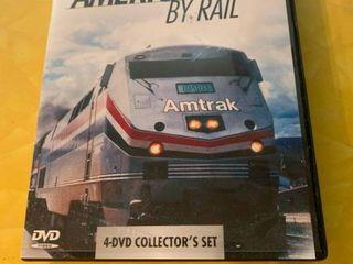 America By Rail DVD
