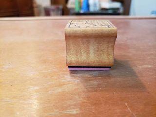 Bear Stamp   1 5  l