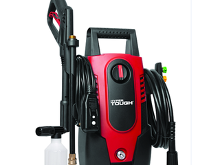 Hyper Tough 1600PSI Electric Pressure Washer, HT1600PW