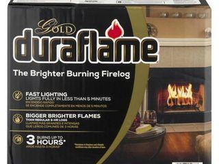 duraflameAr Firelogs  Brighter Burning  Gold  Box  4 5 lB