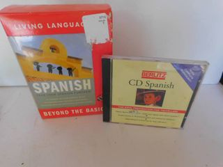 Two Spanish language learning Systems
