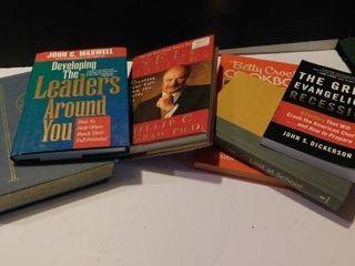 Books  6 ea