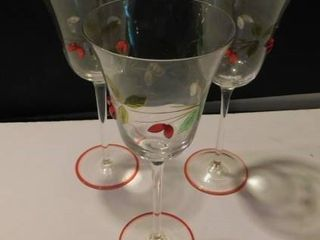 Party Drink Stems  3 ea