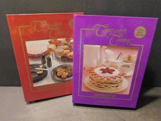 Cookbooks  2 ea