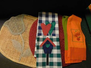 Placemats   Seasonal Towels