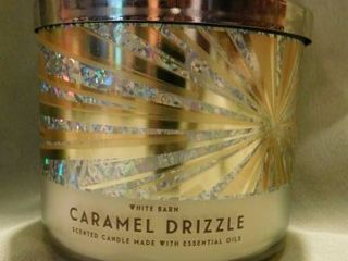 Caramel Drizzle Candle   NEW